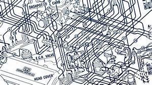 Honda Cvcc Vacuum Hose Routing Diagram