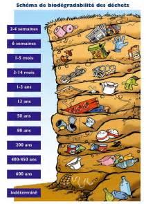 Durée De Vie Des Papiers by Infographie La Dur 233 E De Vie Des D 233 Chets Dans La Nature