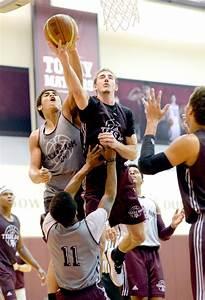 Texas A&M men's basketball team ready for European trip ...
