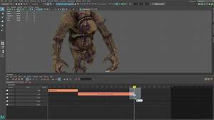 a beginner39s guide to using the new time editor in maya With autodesk maya templates
