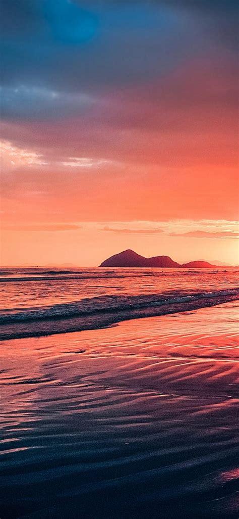 Sunrise Phone Wallpaper 1080x2340 022