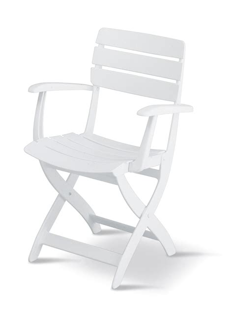 kettler 174 venezia folding arm patio chair