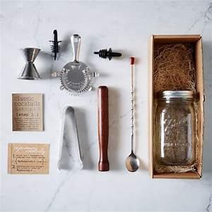 Kit A Cocktail : rustic cocktail kits rustic cocktail kit ~ Teatrodelosmanantiales.com Idées de Décoration