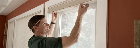 how to install blinds window treatment installation tips product manuals