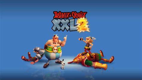 test asterix obelix xxl  sur ps pro actugeekgaming
