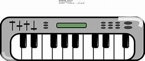 Keyboard 2 Clip Art at Clker.com - vector clip art online ...