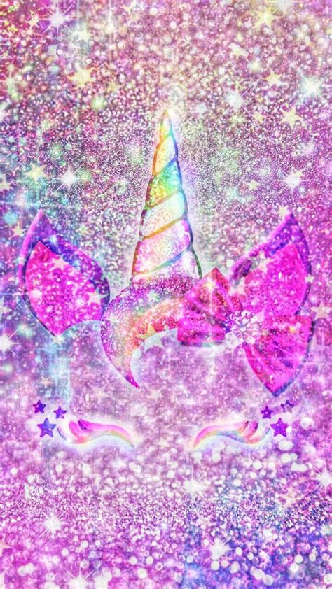 glittery unicron girl    purple sparkly