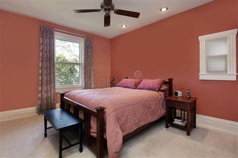da letto pareti colorate da letto matrice con le pareti colorate pesca