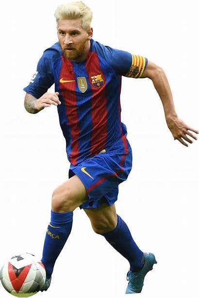 Messi Lionel Barcelona Render Clipart Footyrenders Transparent