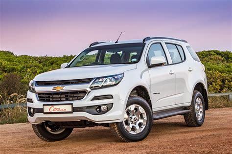 Chevrolet Trailblazer 2.5d Lt (2017) Quick Review