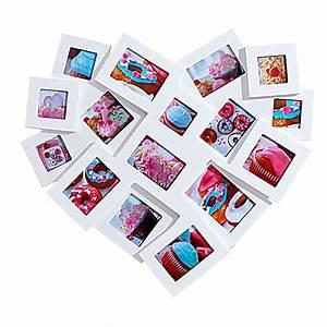 Einverständniserklärung Für Fotos : bilderrahmen in herzform f r 16 fotos farbe weiss ~ Themetempest.com Abrechnung