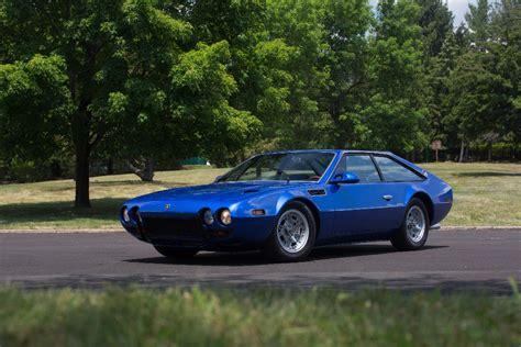 Lamborghini Jarama GT, el último Gran Turismo V12 ...
