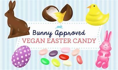 Easter Vegan Candy Bunny Peta Chocolate Candies