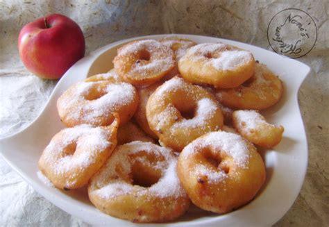 recette de pate a beignet au pomme beignets aux pommes de gut