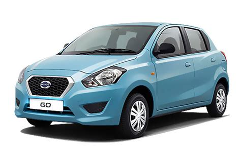 Datsun Go Colours, Image And Pic