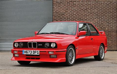 Here's Another Gorgeous Bmw M3 E30 To Drool About