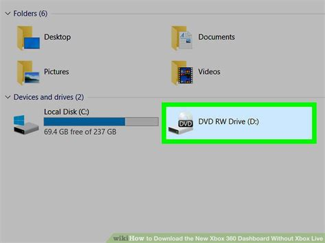 how to the new xbox 360 dashboard without xbox live