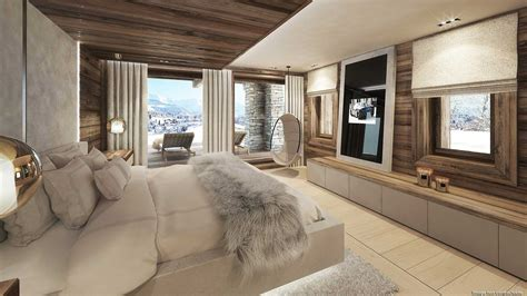 chambre chalet luxe awesome chambre de chalet gallery design trends 2017