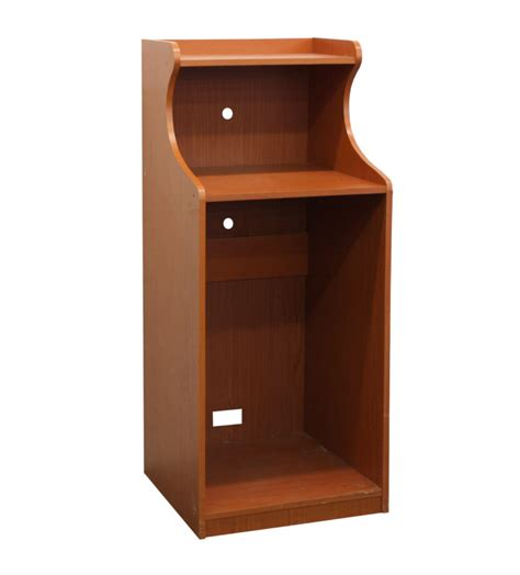 mini fridge microwave cabinet furniture brown polished wooden mini fridge and microwave