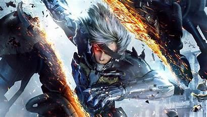 Metal Gear Rising Revengeance Wallpapers Raiden Desperado