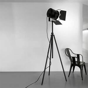 Objet Deco Cinema : objet design tendance la lampe projecteur cin ma ~ Teatrodelosmanantiales.com Idées de Décoration