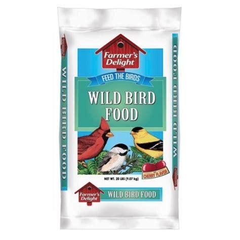 wagner s farmer s delight cherry wild bird seed brock farms