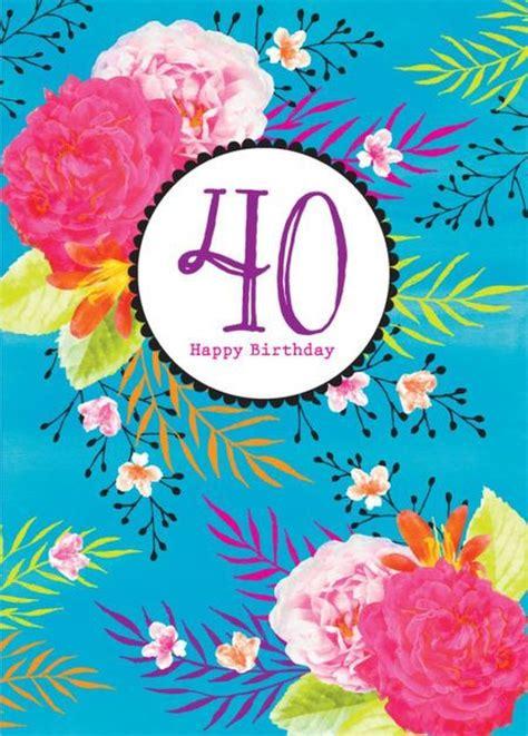 Happy 40th birthday! say goodbye, adieu, adios, arrivederci, cheerio, sayonara, au revoir, so long to your 30s. Happy 40th Birthday Quotes and Wishes