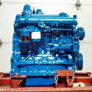 Engine Reman Ford    Newholland 268t 4 Cyl Diesel