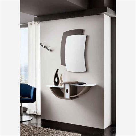ingresso moderno  mensole  specchio pr emporio
