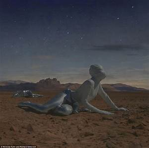 The Martian Chronicles: Artists create mesmerizing ...
