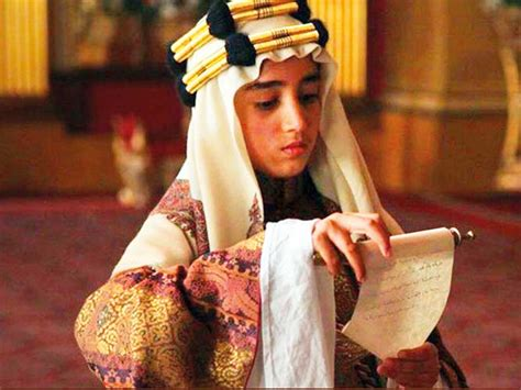 born  king  film   shown  saudi arabia