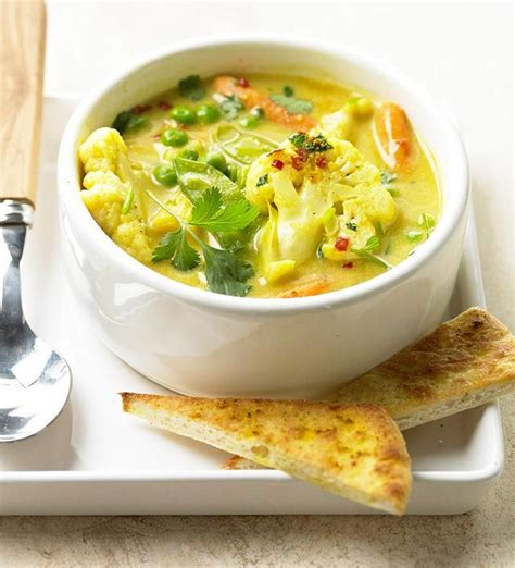 curried vegetable soup recipe