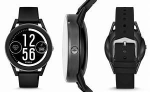 Montre Fossil Connectee : la nouvelle montre connect e de fossil est disponible ~ Voncanada.com Idées de Décoration