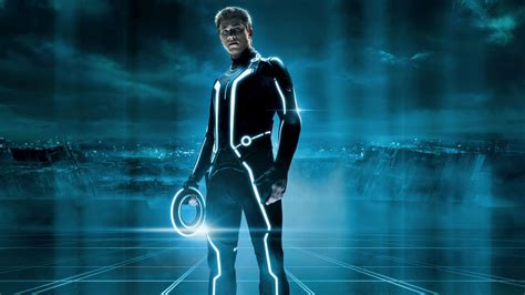 tron legacy  backdrops