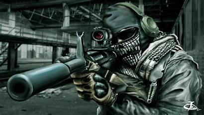 Call Duty Cod Ghost Ghosts Backgrounds Wallpapers