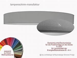 Deckenleuchte 100 Cm Durchmesser : deckenleuchte 100 cm 3 flg lampenschirm diffuser lampenschirm und leuchten manufaktur onlineshop ~ Markanthonyermac.com Haus und Dekorationen