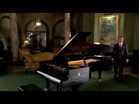 Steinway & Sons - The Features of the Steinway Piano - YouTube