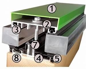Profile fur dachverglasungen bei isolierglas for Profile für terrassenüberdachung