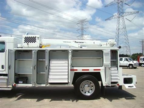 maintainer service body  texas truck center serving