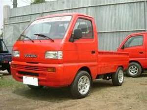 Suzuki Carry Every Van F6a Engine Workshop Service Manual