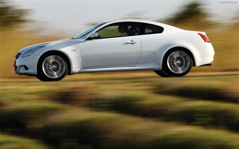 Infiniti G37s Coupe Widescreen Exotic Car Wallpapers 02