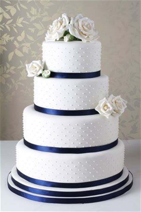 gold ribbon for wedding cake best 25 navy wedding cakes ideas on navy blue 14806