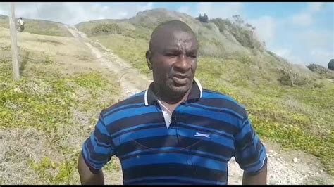 Cbc News Barbados Chief Of Lifeguards Ken Mayers Who Is