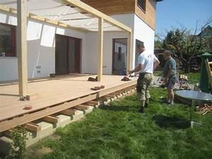 Holz Terrasse. holzterrasse verlegeanleitung sch nes pinterest ...