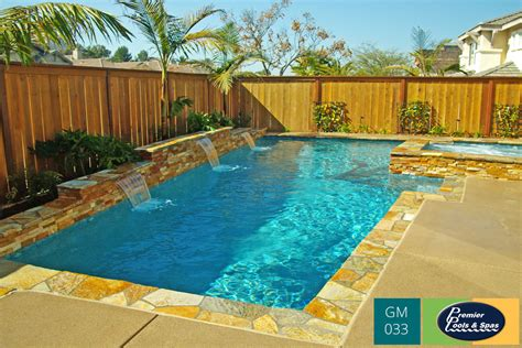 Geometric Swimming Pools Premier Pools & Spas