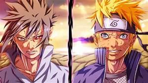 Naruto vs Sasuke Final Battle Valley of the End Rematch ...