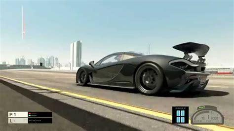 Project Cars  Dubai Autodrome Gp (mclaren P1) Nvidia Gtx