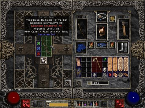 diablo  cube recipe socket weapon besto blog