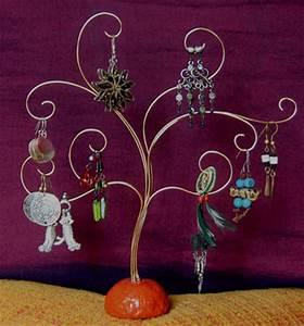Fabriquer Un Porte Bijoux : fabriquer un rangement pour boucles doreilles finest ~ Melissatoandfro.com Idées de Décoration