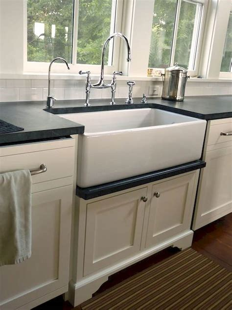 farmhouse kitchen sink ideas  designs